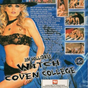 WITCH COVEN COLLEGE