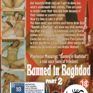 BANNED IN BAGHDAD 2