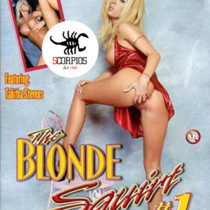 THE BLONDE SQUIRT 1